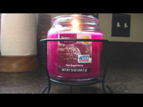 Pink Sugar Berry Limited Edition Candle by Better Homes & Gardens