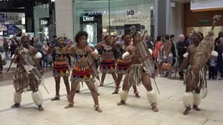 Video African Zulu Tribe in Eldon Square, filmed by Michael Boyers MP3, 3GP, MP4, WEBM, AVI, FLV Juli 2018