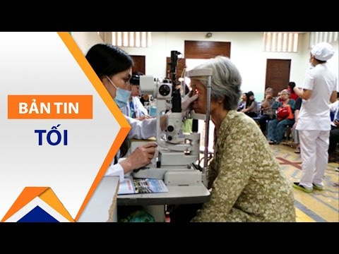 Gia tăng người trẻ tuổi bị mù do bệnh Glôcôm | VTC - Thời lượng: 2 phút, 44 giây.
