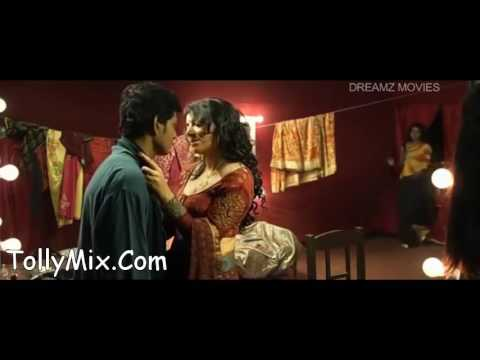 Bengali Actress Locket Chatterjee Showing Boobs Hot Scene Scence