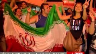IRANIAN FAN... World League Volleyball Iran Vs. Italyوالیبال ایران ایتالیا تماشاگرها