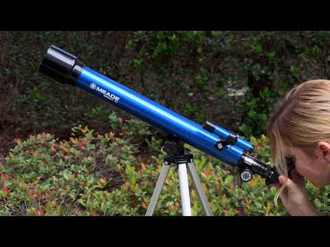 Meade Instruments   How To Setup & Align Your Infinity Telescope