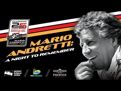 Mario Andretti: A Night To Remember