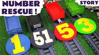 Thomas & Friends Play Doh Stop Motion Toy Trains Prank Story with Minions Numbers Theft ToyTrains4u full download video download mp3 download music download