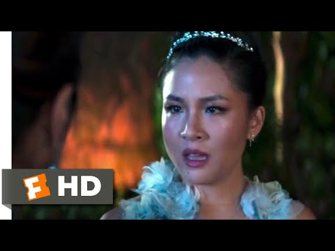 Crazy Rich Asians (2018) - She's Lying Scene (7/9) | Movieclips