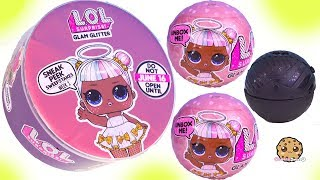 Video LOL Surprise Glam Glitter !!! NEW Blind Bag Balls + Freebie MP3, 3GP, MP4, WEBM, AVI, FLV Januari 2019