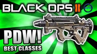 Black Ops 2: BEST CLASS SETUP - PDW (Rushing Class) - Call Of Duty BO2 Gameplay 816055 YouTube-Mix