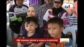 PRK S.BESAR & K.KANGSAR - BN PERLU FOKUS KEPADA ISU SETEMPAT [4 JUN 2016]