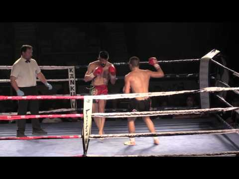 Velada Anaitasuna Andoni-Nuno (3º asalto)
