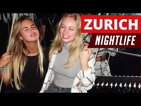 Zurich Nightlife in Switzerland: TOP 10 Bars & Clubs
