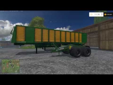 MBJ chopped semitrailers v1.1