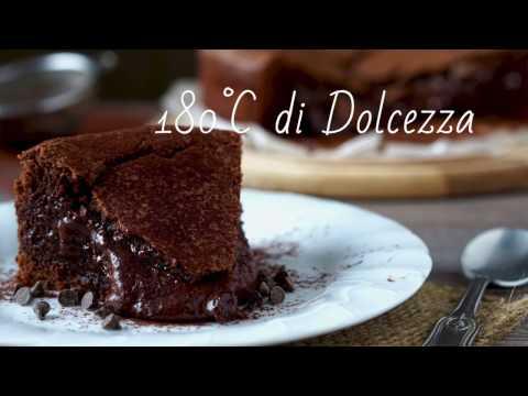 torta cremosa al cioccolato - ricetta