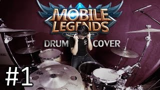 Video Mobile Legends - Drum Cover by IXORA MP3, 3GP, MP4, WEBM, AVI, FLV Juni 2018