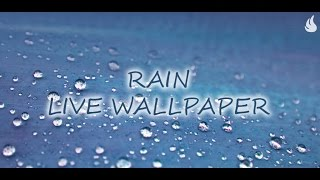 Rain Live Wallpaper YouTube video