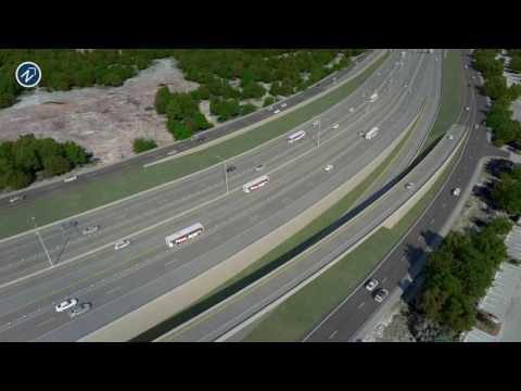 US 281 Project Visualization Animation