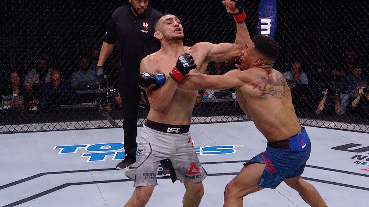 UFC 216: Fight Motion