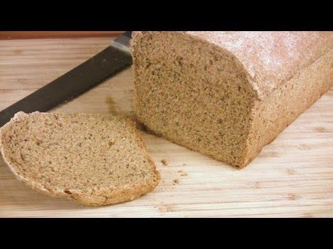 Whole Grain Caraway Rye Bread