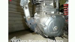 1. 2006 Hyosung RX 125 - Features, Specs