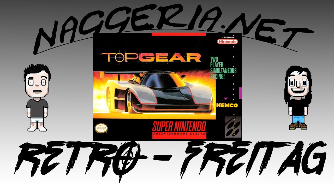 [Retro-Freitag] Top Gear (SNES)