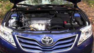 2011 Toyota Camry Road Test&Review By Drivin' Ivan Katz