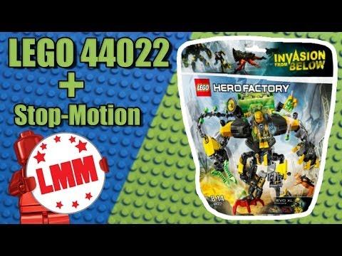 Обзоры lego hero factory
