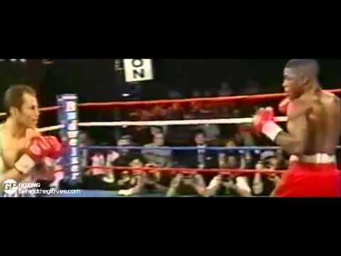 Floyd Mayweather – Top 5 Career Moments