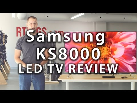 Samsung KS8000 TV Review