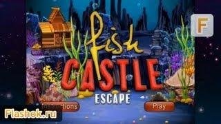 Видеообзор Fish Castle Escape