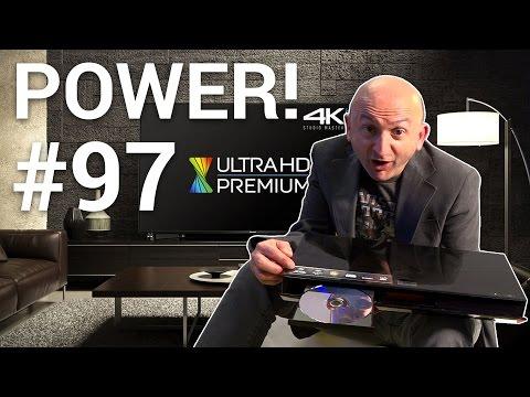 Première prise en main lecteur et Blu-ray Disc Ultra HD ! - Power #97
