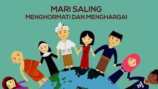 Video Animasi Iklan Layanan Masyarakat Satu Indonesia Bhineka Tunggal Ika (Motion Graphic) MP3, 3GP, MP4, WEBM, AVI, FLV Oktober 2018