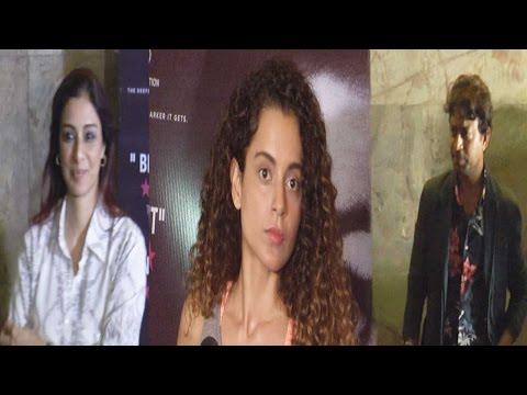 Kangana Ranaut, Irrfan Khan, Tabu And Others Grace