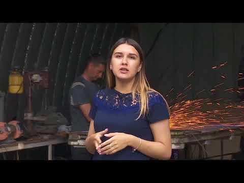 Костанай украшают по-новому - DomaVideo.Ru
