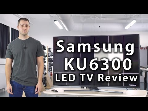 Samsung KU6300 TV Review