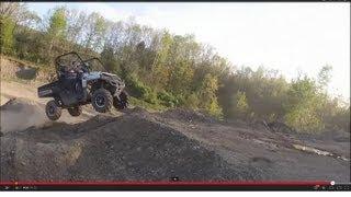5. Polaris Ranger 800 xp and yamaha rhino hillclimbs , mud, water  ect