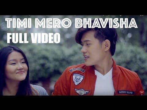 Download Timi Mero Bhavisha | Official Music Video | Sonam Topden feat. Meha Rai | Nepali Song 2017 HD Mp4 3GP Video and MP3