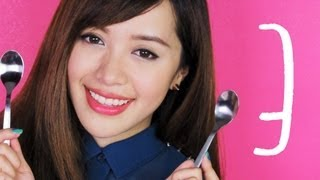 3 Beauty Tips With a Spoon - YouTube