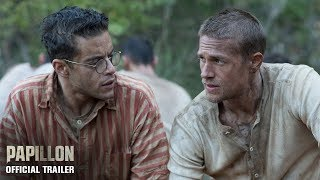 Nonton PAPILLON | Official Trailer Film Subtitle Indonesia Streaming Movie Download