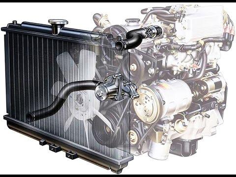 потек радиатор охлаждения форд фьюжн