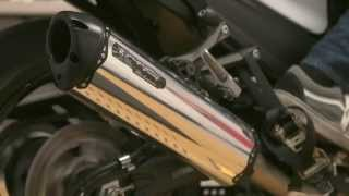 10. Two Brothers Racing - 2013 Kawasaki Ninja ZX-14R Full Exhaust System
