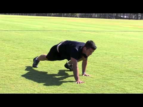 【体幹強化】下腹部・腹斜筋を刺激するベアクロール!