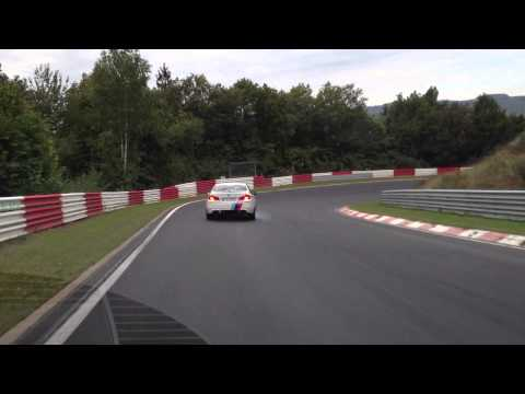 Audi TTS Ringtaxi BMW M5 ganze Runde Nordschleife Nürburgring / the entire distance
