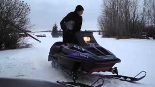 6. Polaris Indy XLT 600