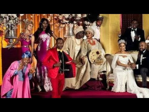 The Wedding Party Part 2- A Latest 2017 Nigerian Nollywood  Blockbuster Movie