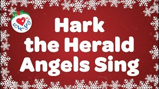 Nonton Hark The Herald Angels Sing With Lyrics   Christmas Carol   Song   Children Love To Sing Film Subtitle Indonesia Streaming Movie Download