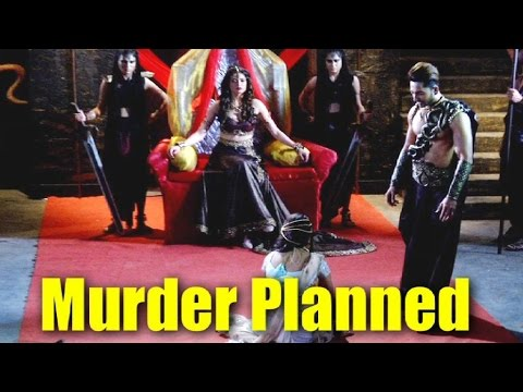 Murder planned admits a dance performance is Naaga