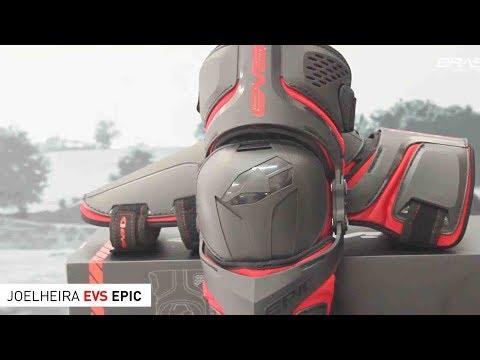 Joelheira EVS Epic