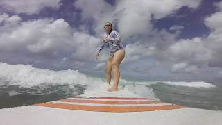 Join our surf lessons and get some waves on you caribbean Barbados summer holiday. #learntosurfbarbados this...