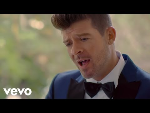 Robin Thicke feat. Nicki Minaj - Back Together