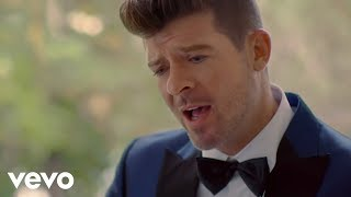 Thumbnail for Robin Thicke ft. Nicki Minaj — Back Together (Official Video)