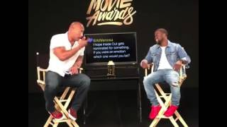 Nonton The Rock And Kevin Hart Funny Live Show 2016 Film Subtitle Indonesia Streaming Movie Download